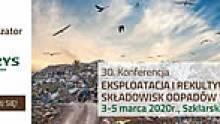 Konferencja Eksploatacja i rekultywacja składowisk odpadów