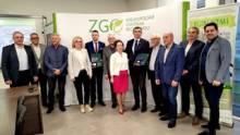 Wizyta w Wielkopolskim Centum Recyklingu ZGO w Jarocinie